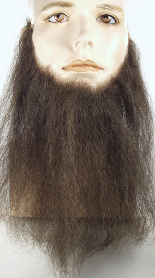 Beard F Face 10In Hu Lite Brown Wig, Costume Makeup Costume, Halloween Costumes, Wigs & Hair Costume