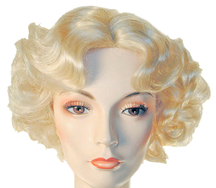 80's Costume, Celebrity Costume, Halloween Costumes, Madonna Breathless Platnium Blonde Wig, Wigs & Hair Costume