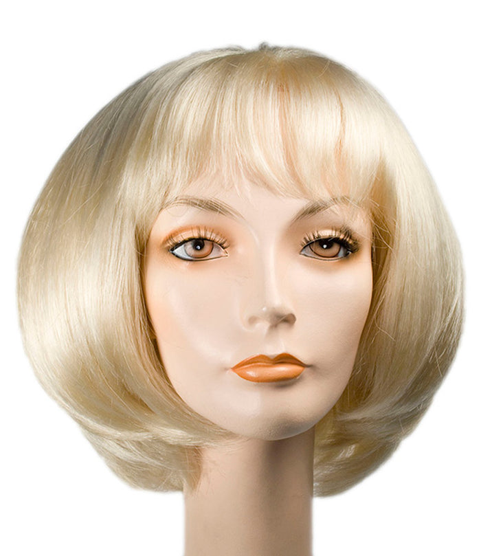 Audrey A Ashe Blonde Wig, Halloween Costumes, Wigs & Hair Costume