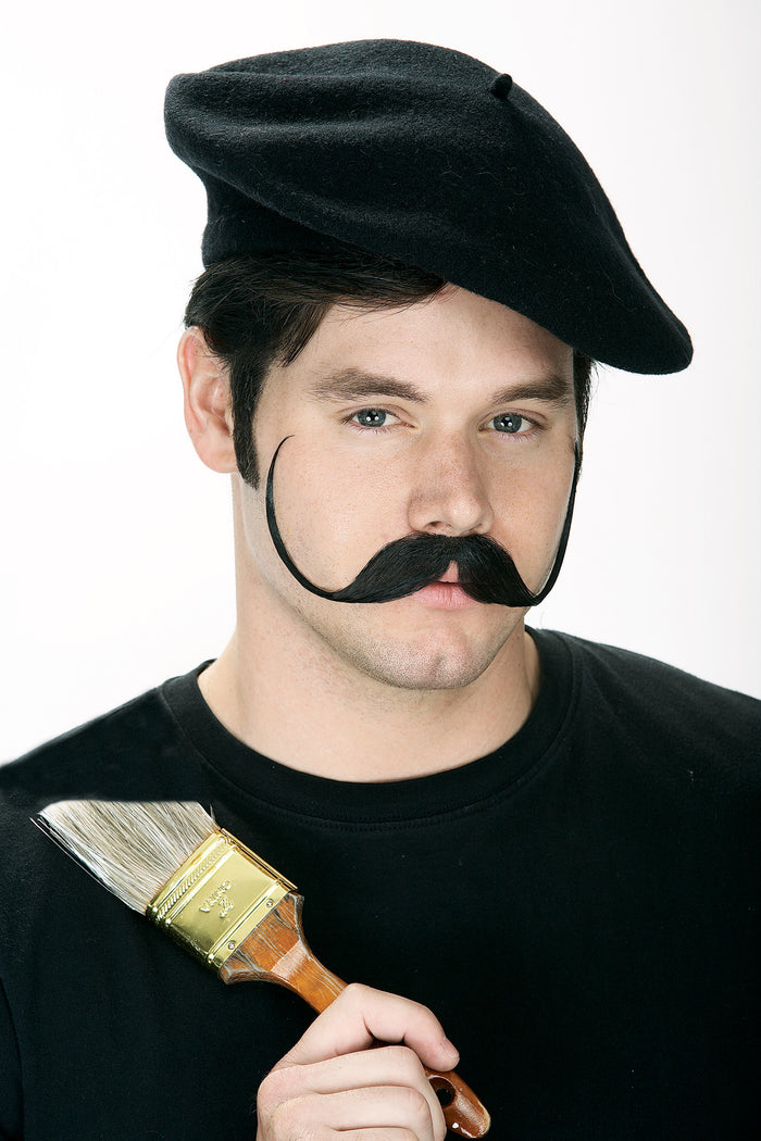 Artiste Mustache Wired, Halloween Costumes, Mustache & Beards Costume