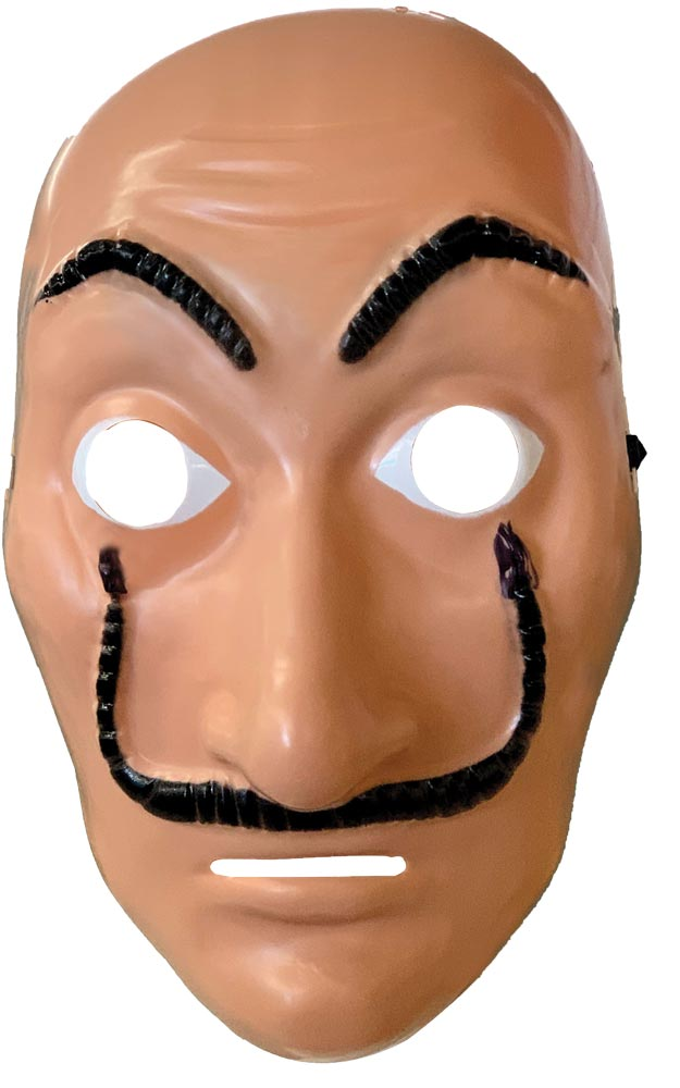 Money Heist Adult Mask