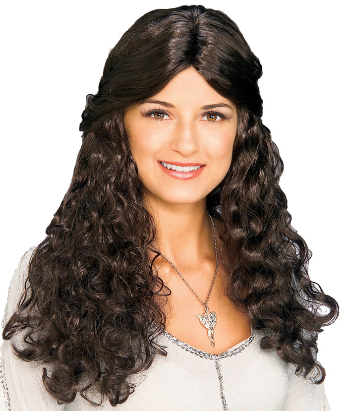 Halloween Costumes, Lord Of Rings Arwen Wig, Lord of the Rings Costume, white wig, Wigs & Hair Costume