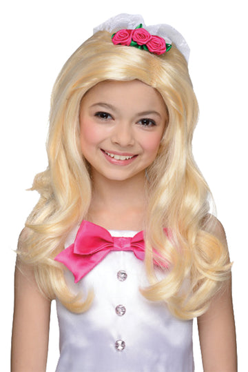 Barbie Wig Style 2, Fairytale Costume, Halloween Costumes, Royalty & Princess Costume, Wigs & Hair Costume