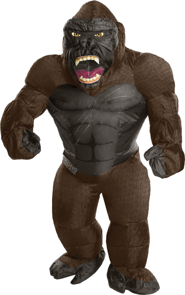 Inflatable King Kong Child