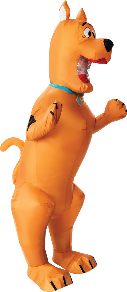 Scooby-Doo Inflatable Mens Costume