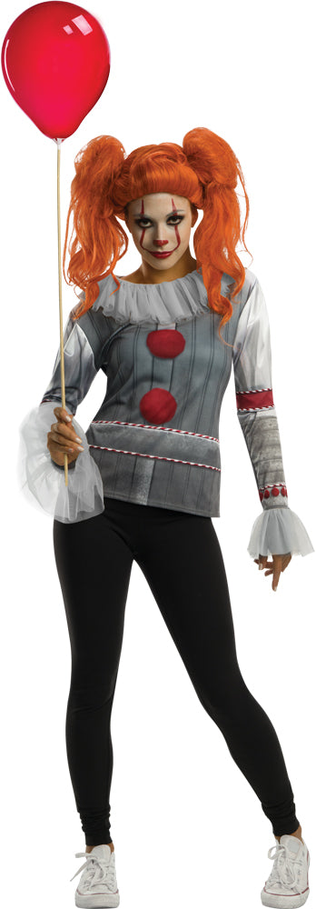 Pennywise Womens Costume Kit Lg