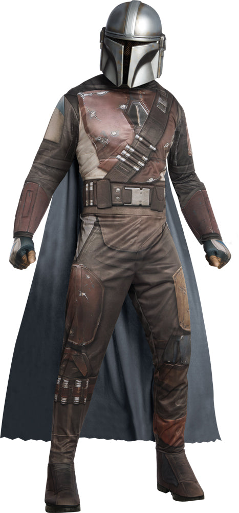 The Mandalorian Mens Costume Standard