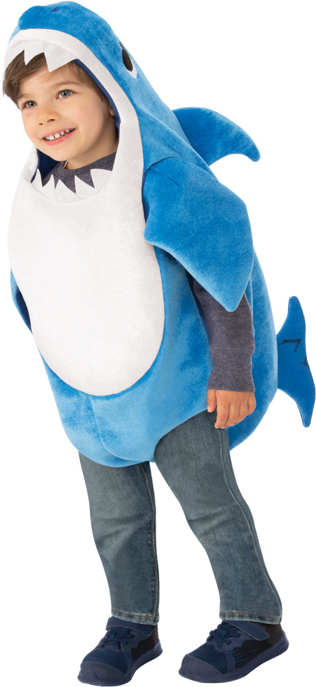 Baby Shark Daddy Shark Toddler Costume