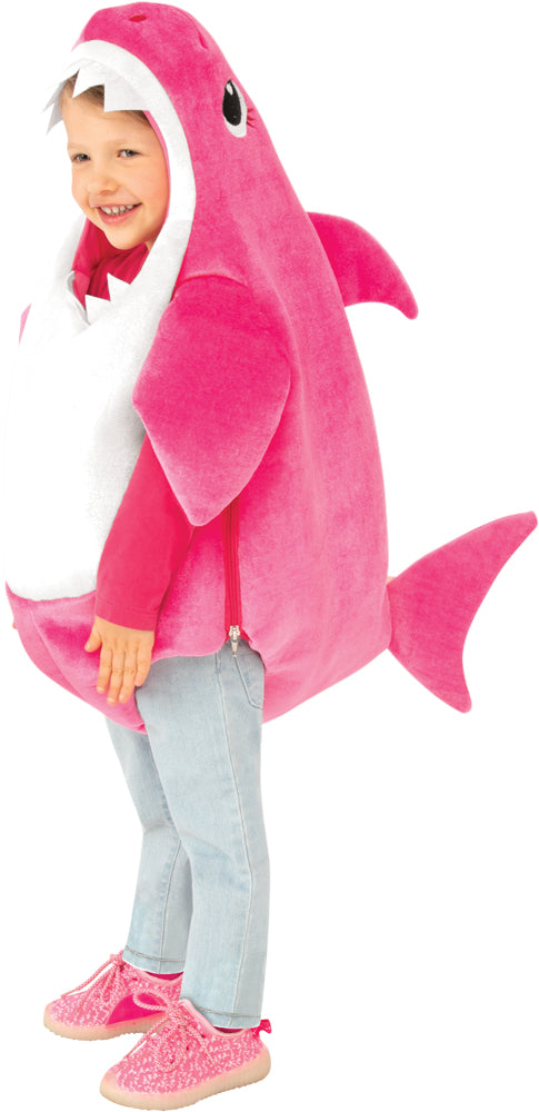 Baby Shark Mommy Shark Toddler Costume