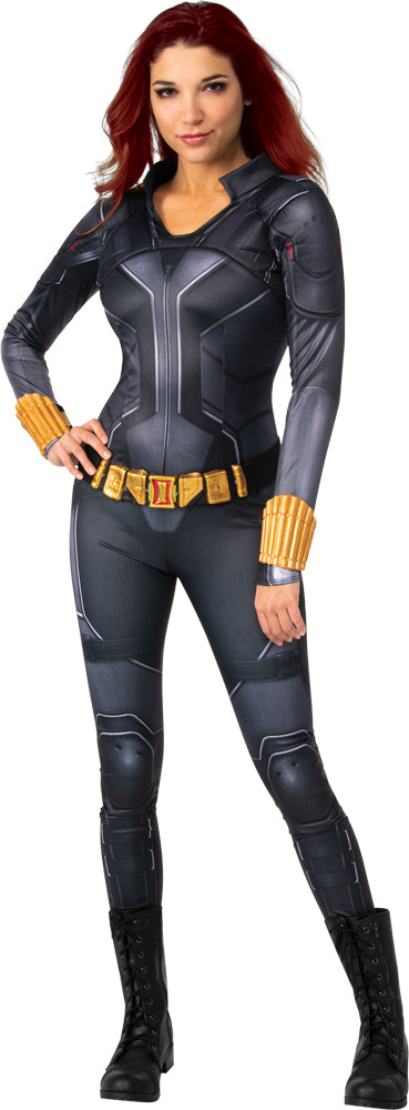 Black Widow Womens Costume Lg