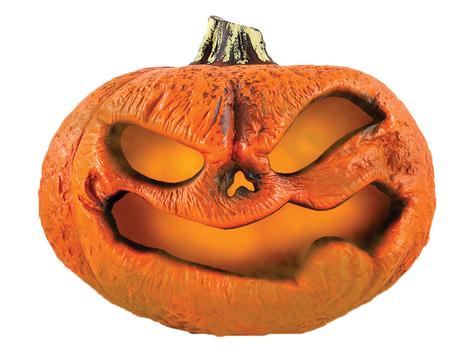 Led Flickering Rotting Pumpkin