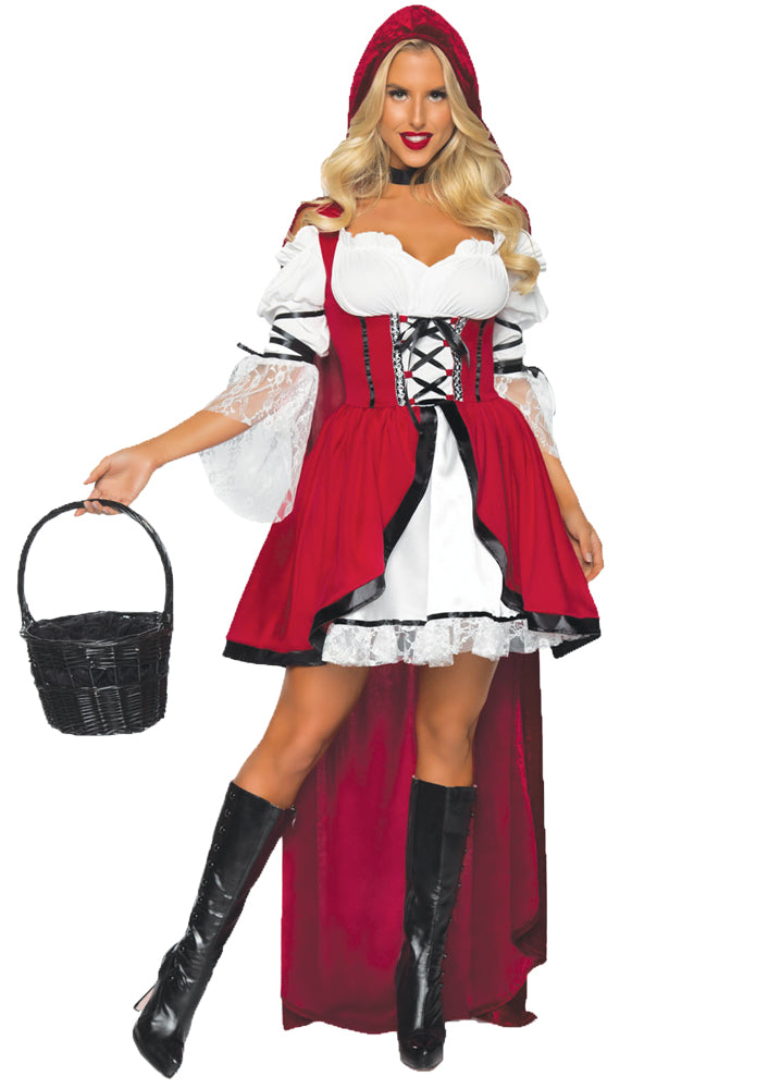 Red Riding Hood Womens Costume Sm-Md