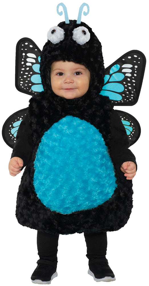 Blue Butterfly Toddler Costume Lg