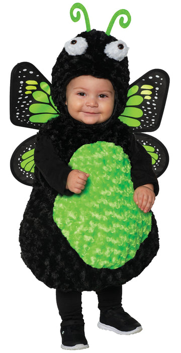 Green Butterfly Toddler Costume Lg