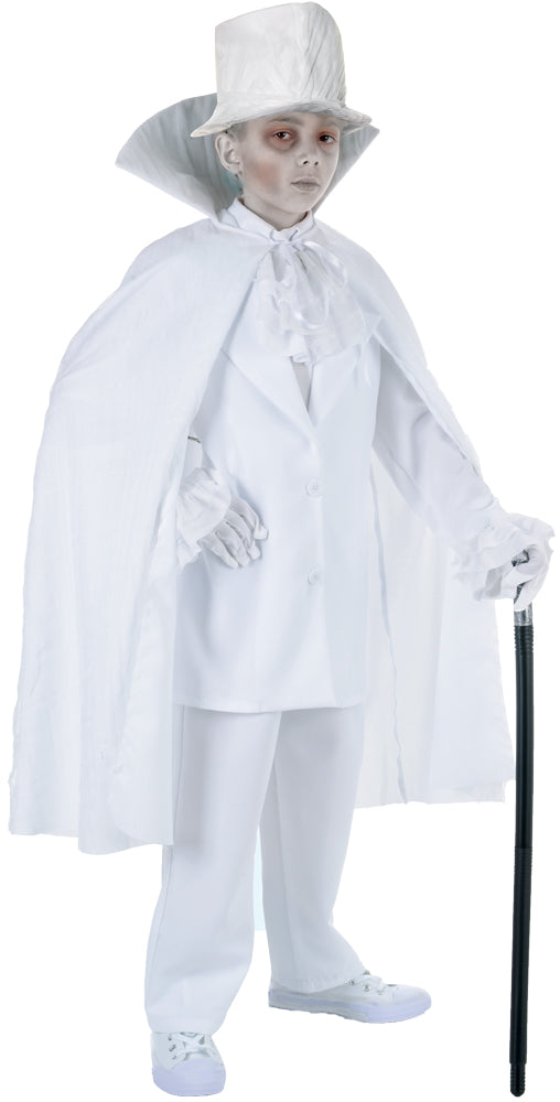 Ghostly Child Boys Costume Lg