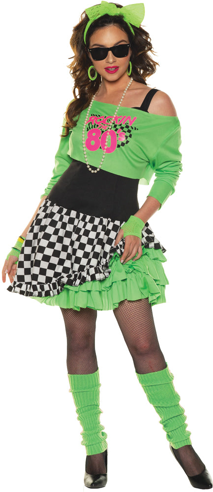 Totally Awesome Womens Costume Xl