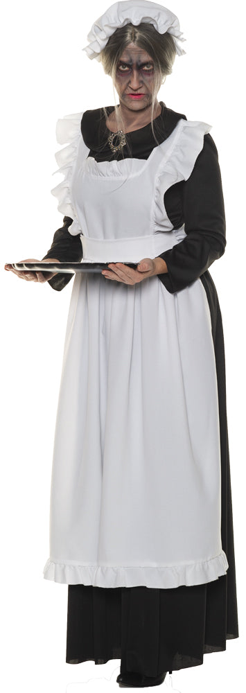Old Maid Womens Costume Sm