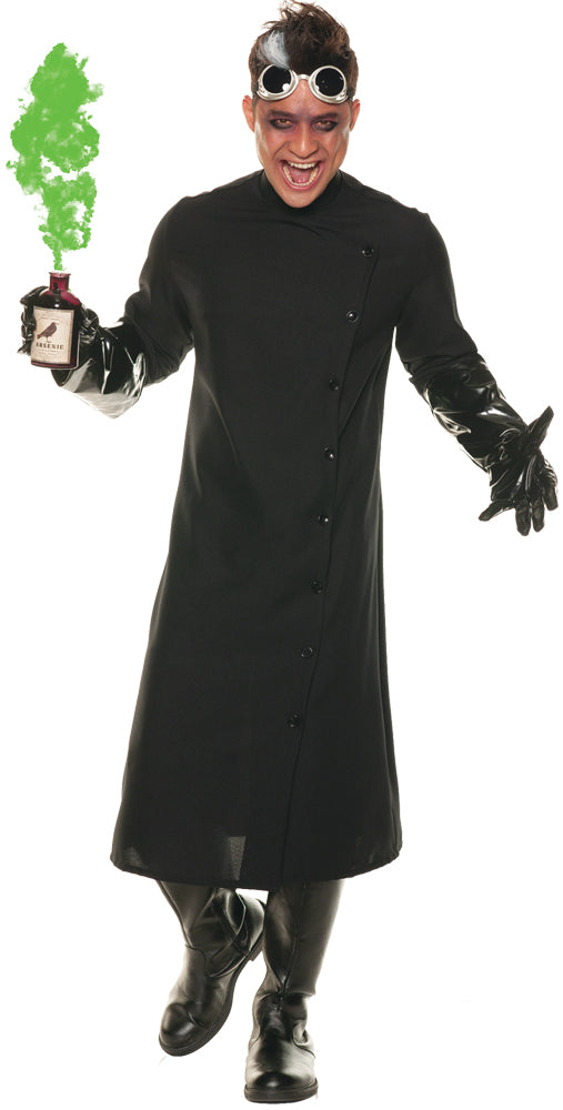 Mad Doctor Mens Costume XXl