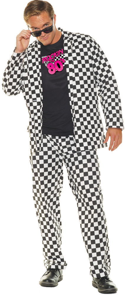 Valley Dude Mens Costume XXl