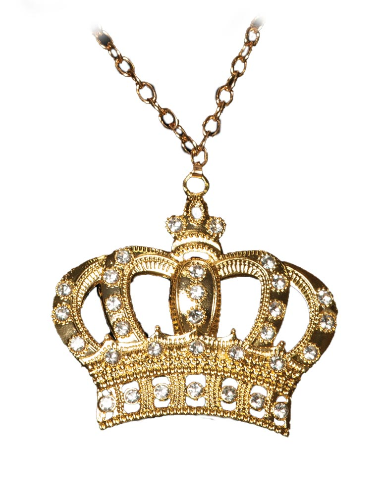 King Crown Necklace