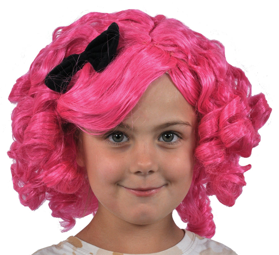 Halloween Costumes, Lalaloopsy Crumbs Sugar Wig, Wigs & Hair Costume