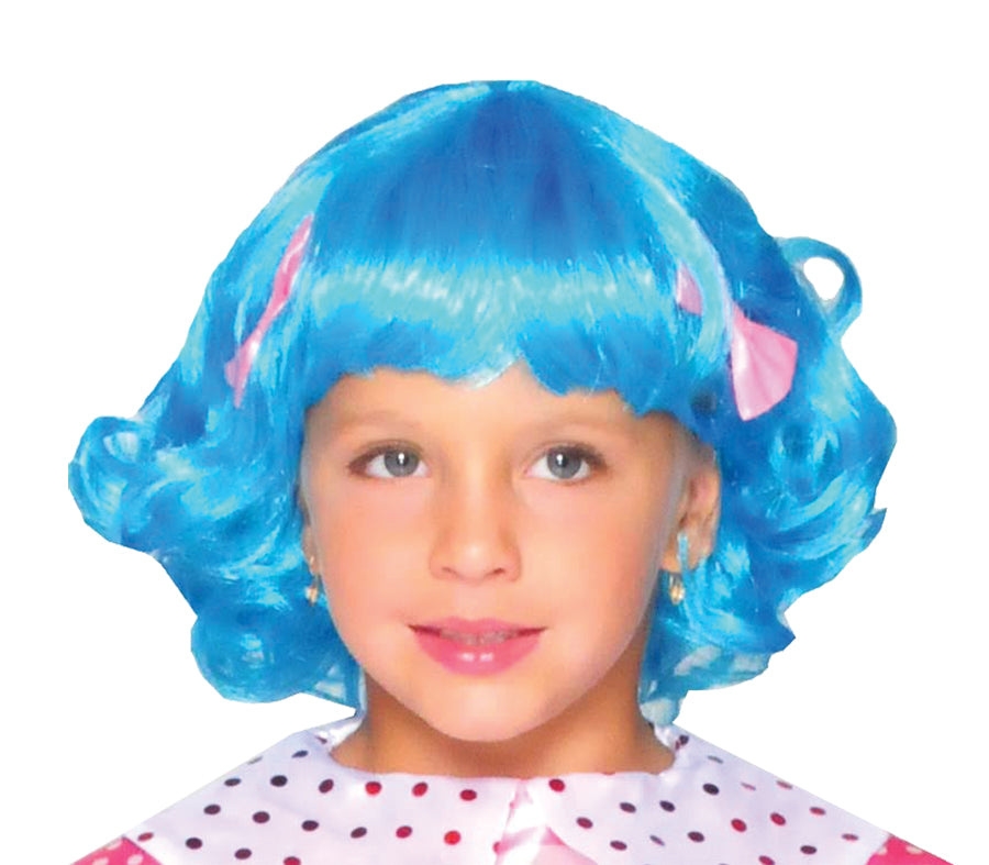 Halloween Costumes, Lalaloopsy Rosy Bumps Wig, Wigs & Hair Costume