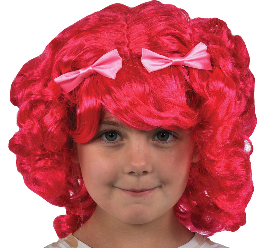 Halloween Costumes, Lalaloopsy Tumblelina Wig, Wigs & Hair Costume