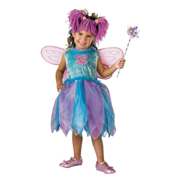 Abby Cadabby Deluxe Toddler Costume 2T - Angel & Fairy Costume Halloween