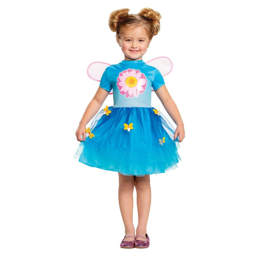 Abby New Look Classic Toddler Costume 3T-4T - New Costume Toddler Costumes