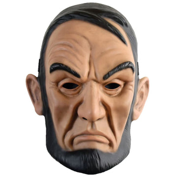 Abe Lincoln Injection Mask - Costume Masks New Costume
