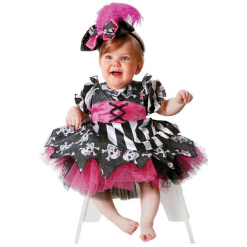 Abigail The Pirate Toddler Costume 12-18 Months - Halloween costumes Pirate