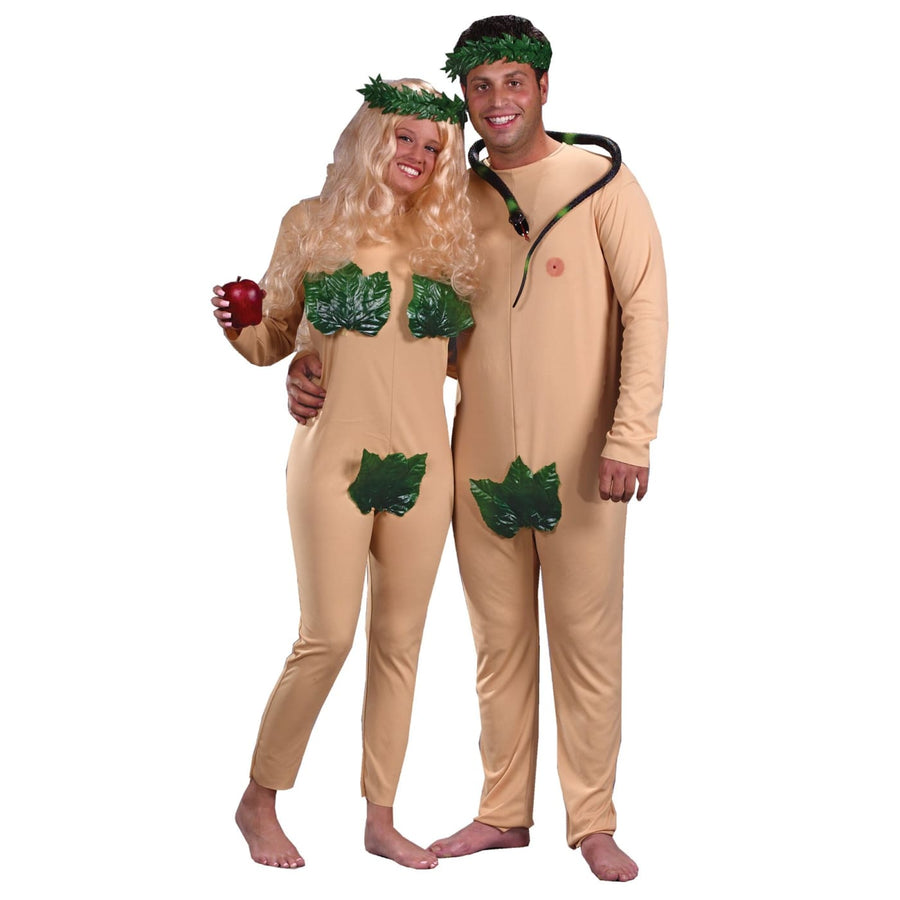 Adam Eve Costume Set - Tights Socks & Underwear