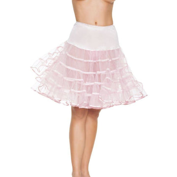 Adult Petticoat White - Halloween costumes Tights Socks & Underwear