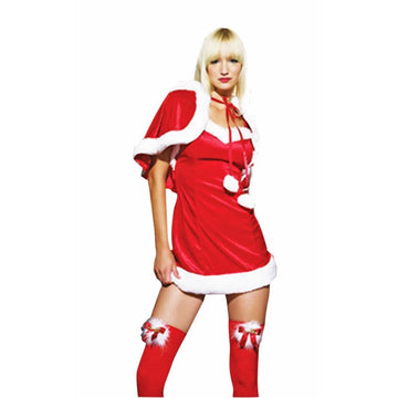 Adult Sexy Christmas Cape - adult halloween costumes female Halloween costumes