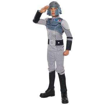 Agent Kallus Boys Costume Medium - Boys Costumes boys Halloween costume