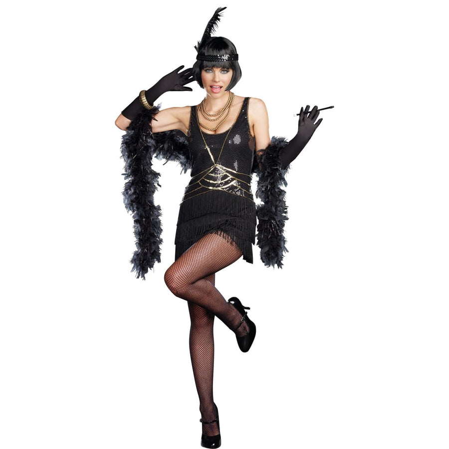 Aint Misbehaving Sm - 20s - 40s Costume adult halloween costumes female