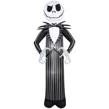 Airblown-Jack Nightmare Before - Decorations & Props Halloween costumes haunted