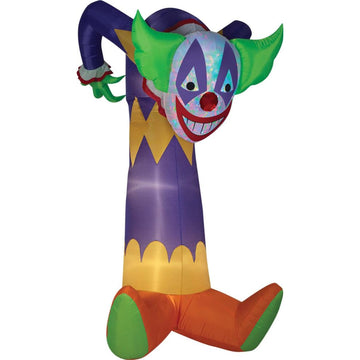 Airblown Kaleidoscope Clown - Clown & Mime Costume clown costumes Decorations &