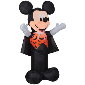 Airblown-Mickey As Vampire-Small - New Costume