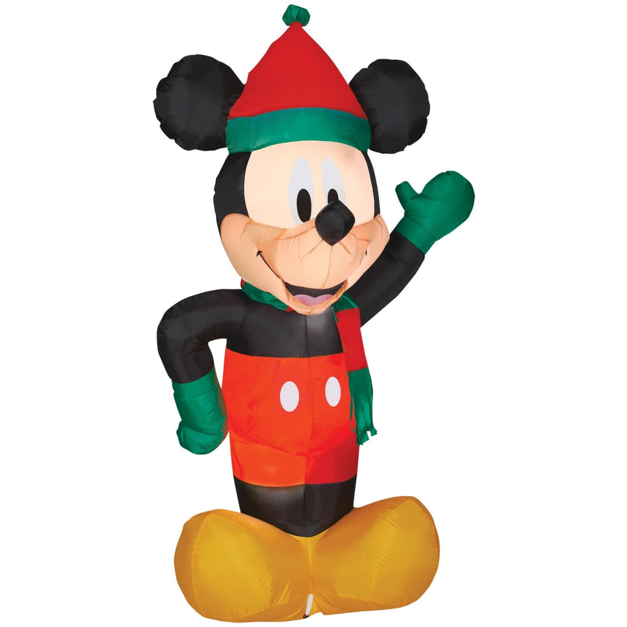 Airblown-Outdoor Mickey Holiday - Decorations & Props Halloween costumes haunted
