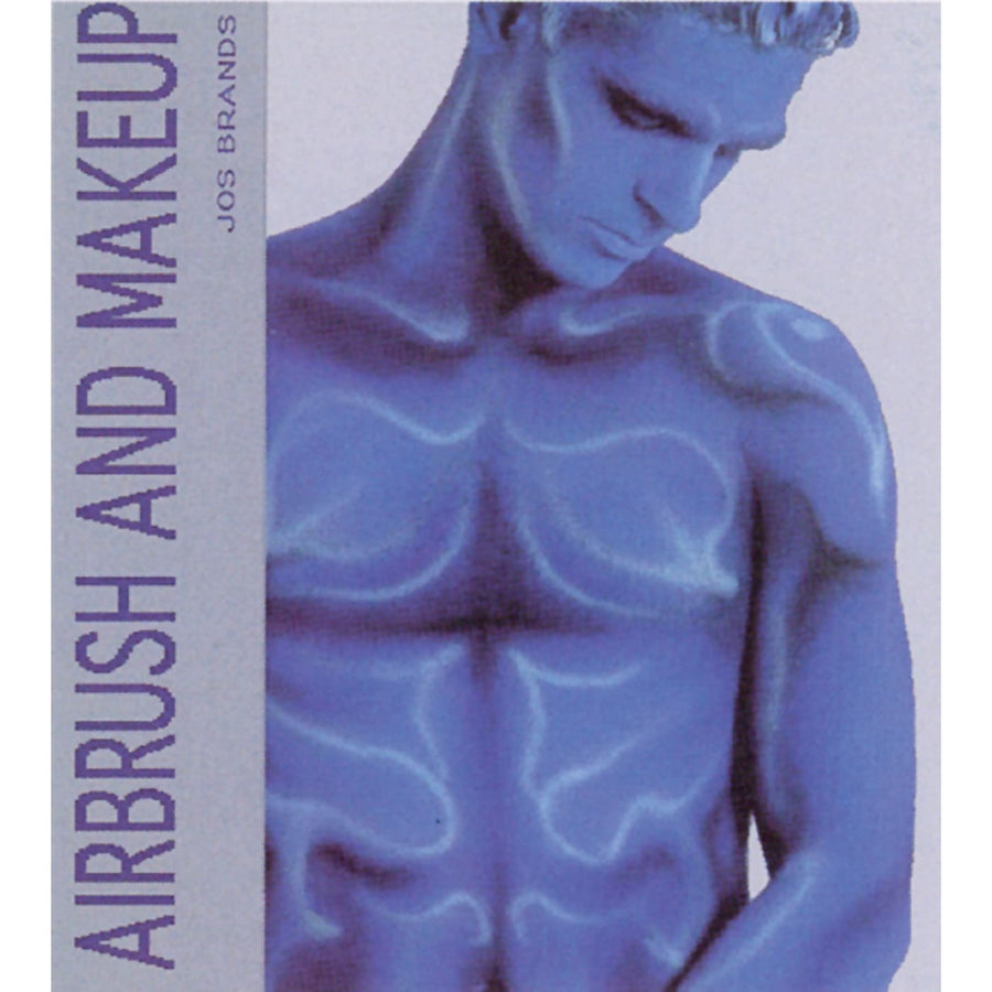 Airbrush And Body painting Book - Costume Makeup Halloween costumes Halloween