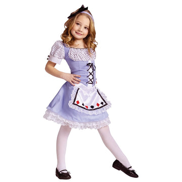 Alice Child Costume 4-6 - Alice in Wonderland Costume Girls Costumes girls