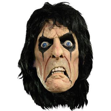 Alice Cooper Costume Mask - Celebrity Costume Costume Masks Halloween costumes