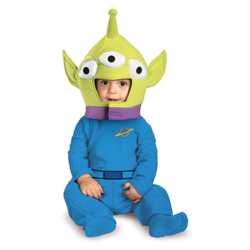 Alien Classic Baby Costume 12-18 Months - Baby Costumes New Costume