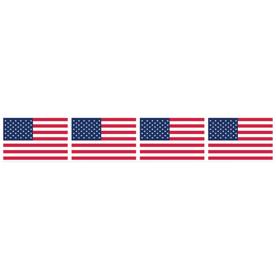 American Flag Party Tape - Decorations & Props Halloween costumes haunted house