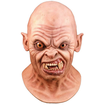 An American Werewolf In London -Bald Demon Costume Mask - Costume Masks Ghoul
