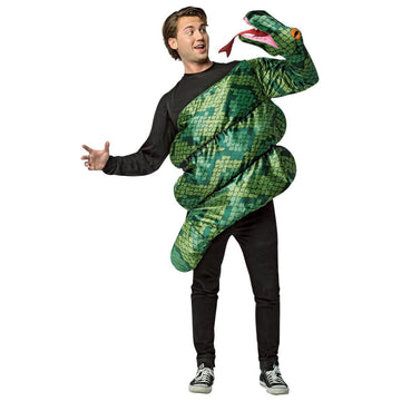 Anaconda Adult Costume - adult halloween costumes Animal & Insect Costume Funny