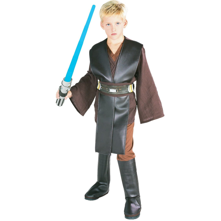 Anakin Skywalker Boys Costume Lg - Anakin Halloween Costume Boys Costumes boys
