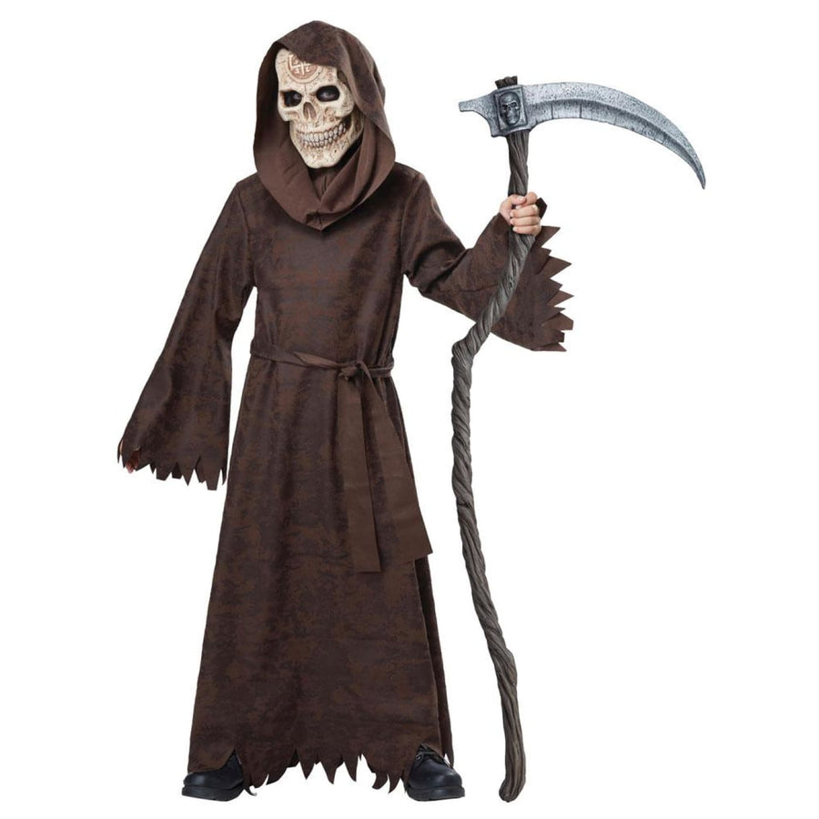 Ancient Boys Costume Large 10-12 - Boys Costumes boys Halloween costume Ghoul