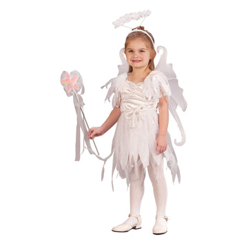 Angel Fairy Toddler Costume 3T 4T - Angel & Fairy Costume Halloween costumes